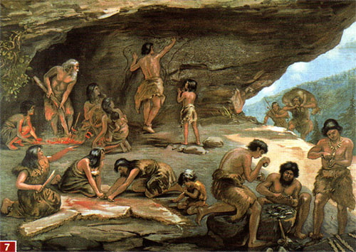 paleolithic life Gerald larue: old testament life and literature: chaper 6: the people, from the paleolithic to the chalcolithic periods.