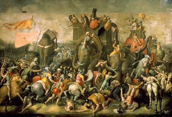 the battle of cannae essay