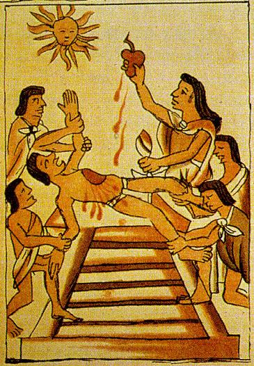 human sacrifice as performance essay