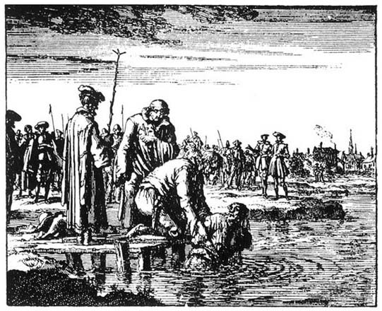 What is an Anabaptist?