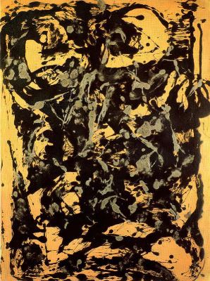 Is It Art Or Is It Accident Does It >> History of Art: Jackson Pollock