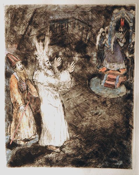 History of Art: Marc Chagall Chagallbijbel