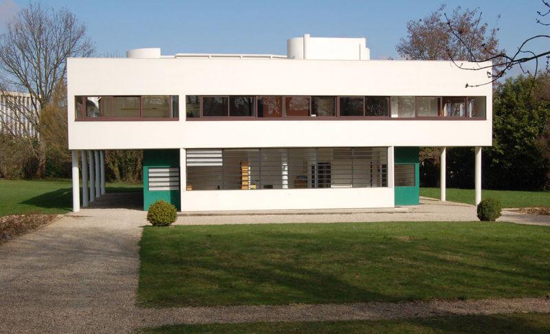fondation le corbusier villa savoye