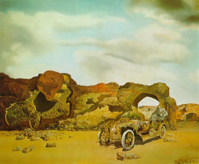 Critique on Salvador Dali's Persistence of Memory - Essay Example