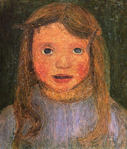 History Of Art Paula Modersohn Becker