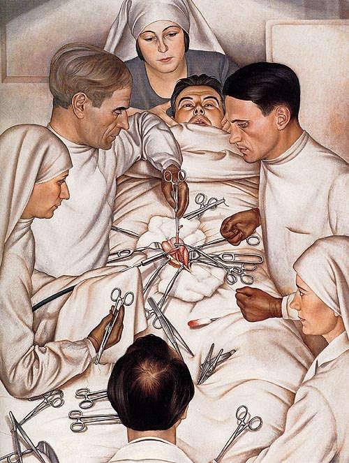 Медицина в искусстве - Первый Московский государственный медицинский университет имени И.М. Сеченова