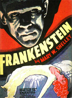 the life of mary shelley and her literary masterpieces in frankenstein and the last man Frankenstein by mary shelley including valperga and the last man if you liked frankenstein frankenstein or, the modern prometheus was an instant.