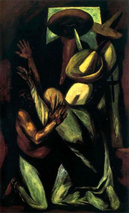 History of art jose clemente orozco for Diego rivera mural chicago