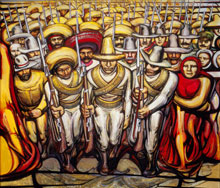 History of Art: David Alfaro Siqueiros