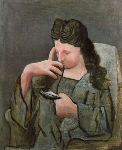 History of Art: Pablo Picasso | 407 x 500 jpeg 98kB