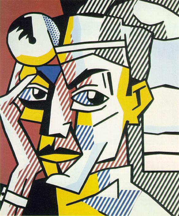 History of art roy lichtenstein - Pop art roy lichtenstein obras ...