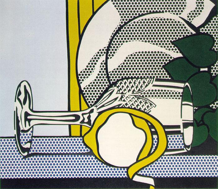 history of art roy lichtenstein