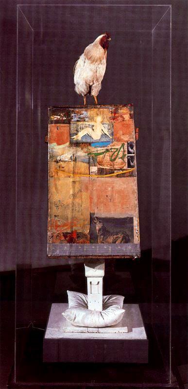 History Of Art Robert Rauschenberg