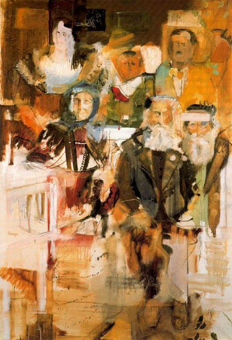 History Of Art Larry Rivers