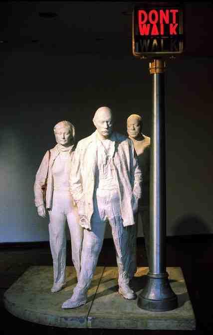 History Of Art George Segal