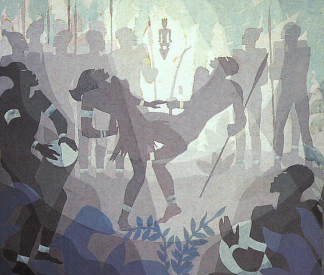 Artistic Aspects : History of art aaron douglas