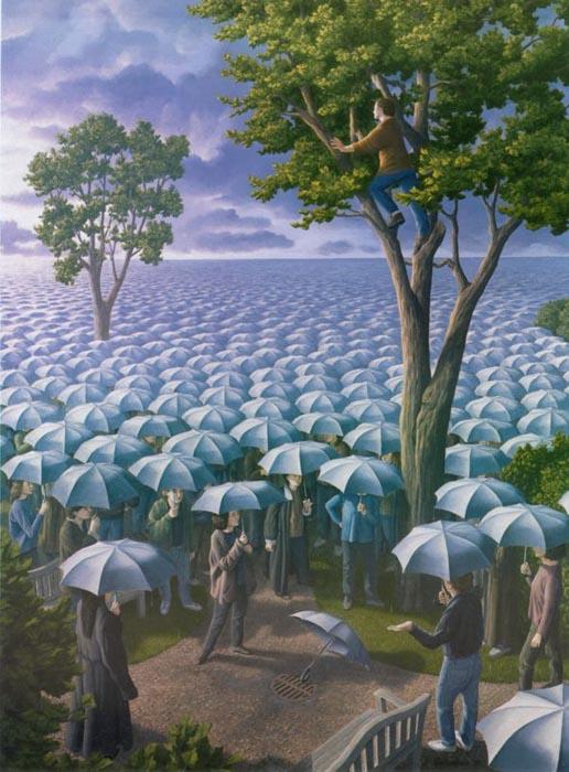 History Of Art Rob Gonsalves