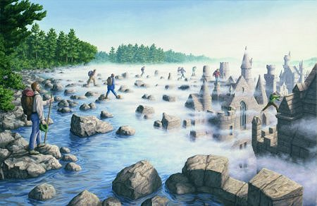 history of art rob gonsalves