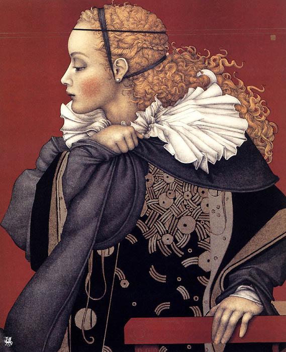 History Of Art: Michael Parkes