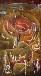 Ferret Race, 1950-51