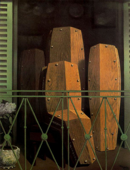ren233 magritte perspective ii manets balcony1950 museum