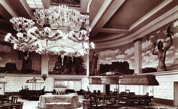 Casino knokke salle magritte