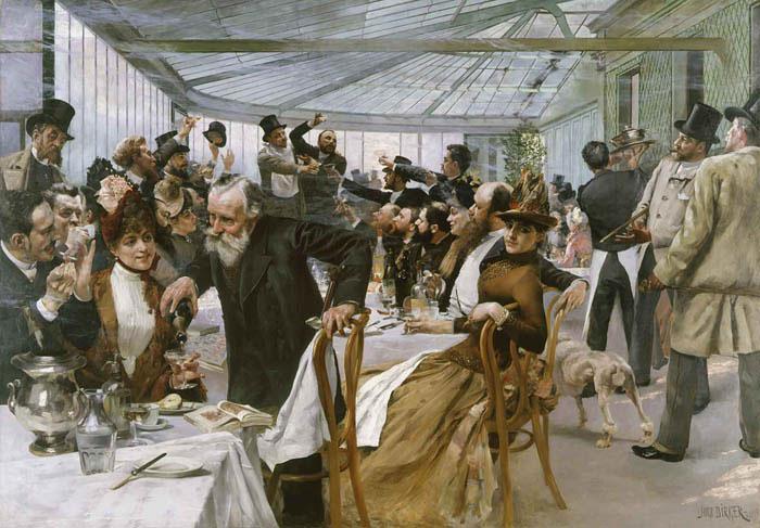 Restaurant Ledoyen Paris Xix