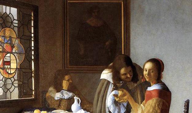 History Of Art Baroque And Rococo Jan Vermeer