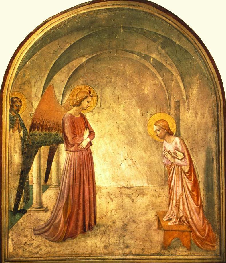 History of Art: Gothic Art- Fra Angelico