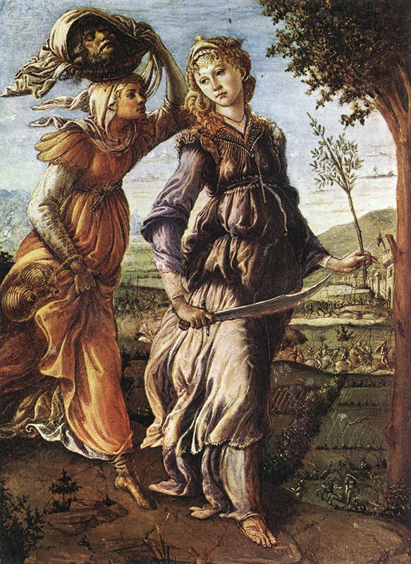 renaissance artist sandro boticelli essay Sandro botticelli, birth of venus, c 1484-86, tempera on canvas aside from his painting of the primavera , sandro botticelli's other greatest work, done for the medici family, is the birth of venus.