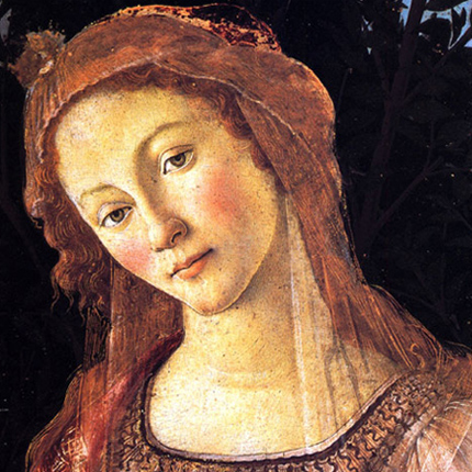 Sandro botticelli and other renaissance painters mined the ancient world for new subjects, such as