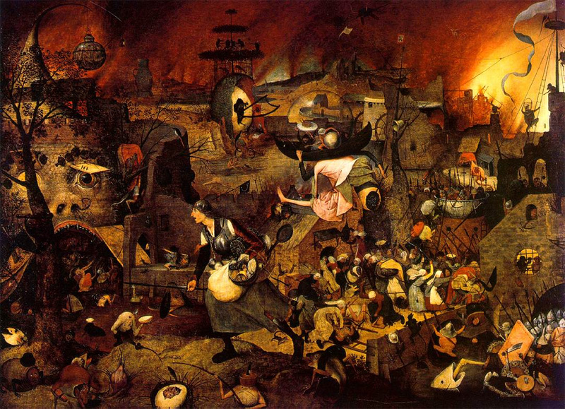 History of Art: Renaissance - Pieter Bruegel the Elder