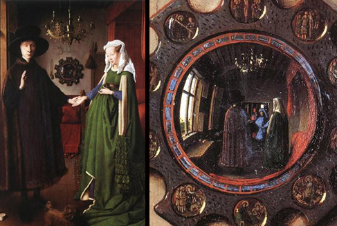 arnolfini wedding essays The arnolfini portrait (or the arnolfini wedding, the arnolfini marriage, the portrait of giovanni arnolfini and his wife, or other titles) is a 1434 oil painting on.