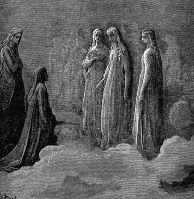 History of Art: Dante - The Divine Comedy