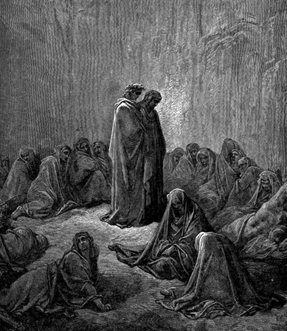 History of Art:Dante - The Divine Comedy