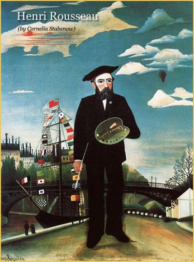 History of Art: Symbolism - Henri Rousseau