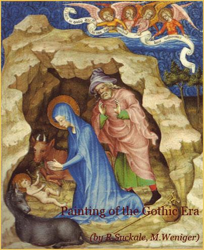 History Of Art Gothic Master TheodoricTorriti JacopoMaster The Glatz Madonna
