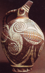 History of Art:Ancient Aegean Art Octopus Symbol