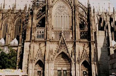gothic cathedrals art timeline