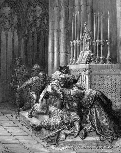 Assassination of Henry of Germany