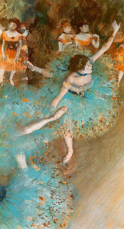 History Of Art Edgar Degas