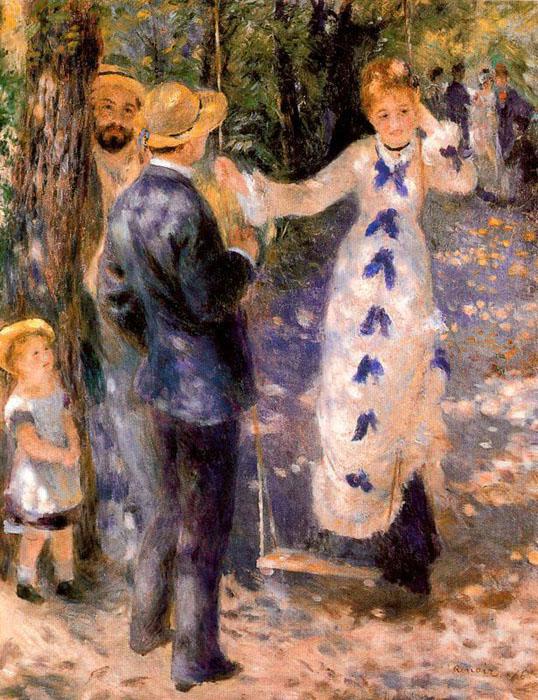 History Of Art The Impressionism Pierre Auguste Renoir