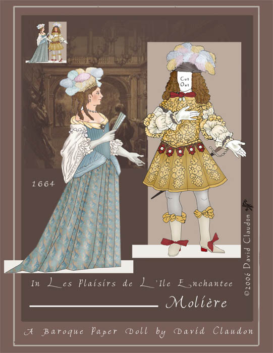 A literary analysis of the imaginary invalid by moliere