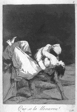 Goya paintings and social justice