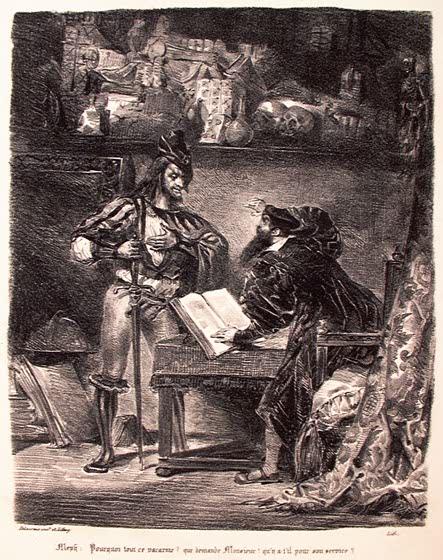 Faust des Zornliedes