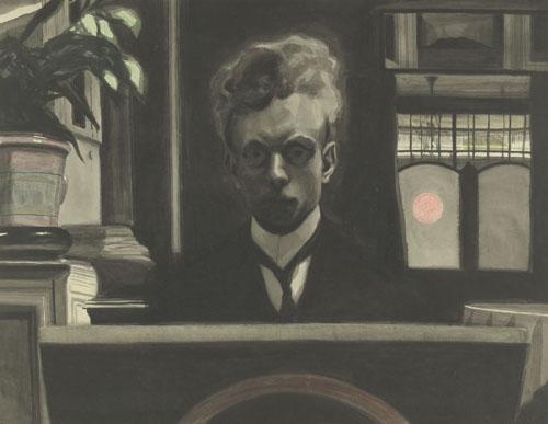 History Of Art Leon Spilliaert