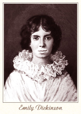 emily dickinsons contribution to literature For a full understanding of emily dickinson, a reading of her complete poems  and letters is essential for a more than generous sample of her best poetry,  final.