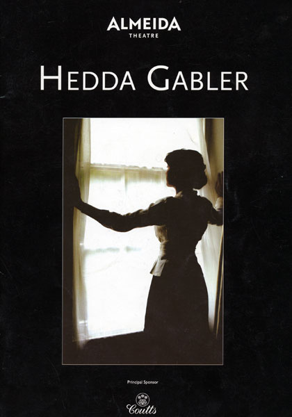 a literary analysis of hedda gabler Home english  literature classic books  hedda gabler  act i  george—and that you should be the one to carry off hedda gabler  hedda walks about the room.