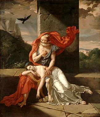 oedipus obstacles Family affairs: polybus, the king of corinth, is not oedipus' father with the news of polybus' death still resonating through the streets of thebes and royal halls of the palace, oedipus received further shocking news.