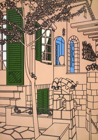 History Of Art Patrick Caulfield